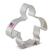 "Cookie Cutter 4-1/4"" Sea Turtle - 7904A"