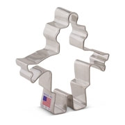 "3-3/4"" Robot Cookie Cutter"