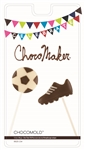Soccer Pops Chocolate Mold