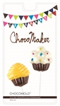Cupcakes Pops Chocolate Mold
