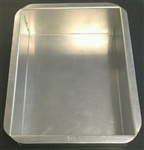 Rectangle Aluminum Pan 12x15x2