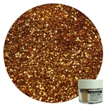 American Gold Disco Glitter - 5 Grams