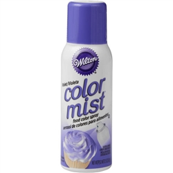 Violet Color Mist Food Spray