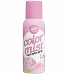Pink Color Mist Food Spray