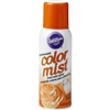 Orange Color Mist Food Spray