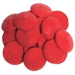 Make'n Mold Red Vanilla Candy Wafers Valentine Christmas July 4th