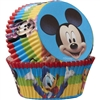 Mickey Mouse Club Standard Baking Cups