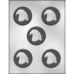 Eagle Medallion Chocolate Mold