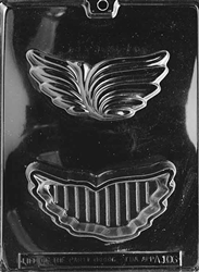 Bird in Flight Pour Box Chocolate Mold - LPA106