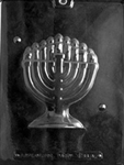3D Menorah Mold