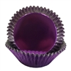 Purple Foil Baking Cups - 500 Count