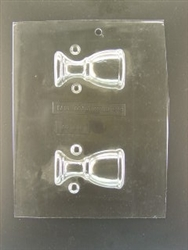 3D Wine Glass Chocolate Mold