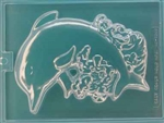 ​Large Dolphin Chocolate Mold​