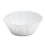 Silver Mini Foil Baking Cup - 500 Count