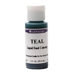 Teal Liquid Food Coloring