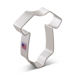 "4-1/4"" Baby Onesie Metal Cookie Cutter"