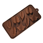 Fall Leaves Silicone Candy Mold chocolate homemade treat diy dessert