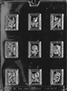 Stamps Chocolate Mold