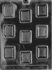 Medium Pieces Chocolate Mold