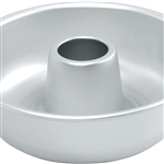 "Ring Mold Anodized Aluminum Cake Pan 10"" x 3-1/2"" baking sweet treat dessert fat daddio's bundt pan"