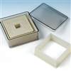 Nylon Square Pastry | Cookie Cutter Set