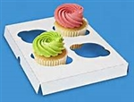 4 Count Cupcake Insert