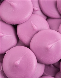 Purple Vanilla Flavored Candy Wafers - 12 Ounce Bag