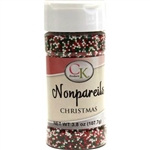 Christmas Nonpareils holiday winter