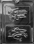 Oh-Aah Plaque Chocolate Mold XX544 adult risque couple