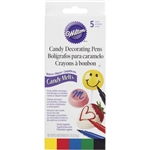 Candy Decorating Writing Pens - 5 Pack
