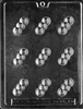 Triple Round Chocolate Mold