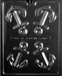 Anchors Chocolate Mold