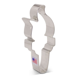 "5"" Olympic Torch Cookie Cutter"