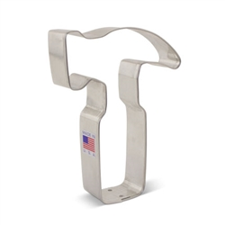 "4-1/2"" Hammer Cookie Cutter - 8076A"
