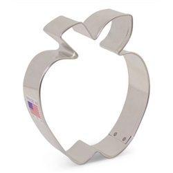 "3-1/2"" Apple Cookie Cutter Apple - 8146A"
