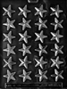 Small Stars Chocolate Mold