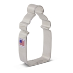 "4-1/8"" Baby Bottle Cookie Cutter"
