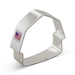 "3-1/4"" Barn Cookie Cutter"