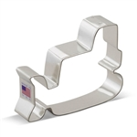 "4-1/4"" Bulldozer Cookie Cutter"