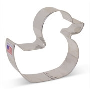 "3-3/8"" Duckling Cookie Cutter"