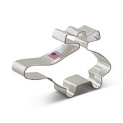 "4-3/4"" Helicopter Cookie Cutter"