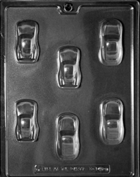 Cool Cars Chocolate Mold