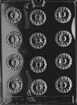 Asters Flower Chocolate Mold