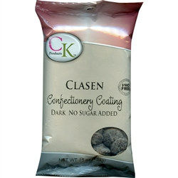 Clasen Sugar-Free Dark Chocolate Confectionery Coating