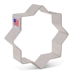 Islamic 8 Point Star Cookie Cutter