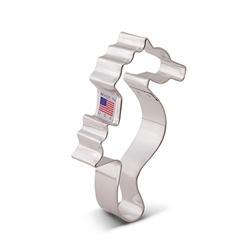 "4-3/4"" Seahorse Cookie Cutter"
