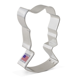 "4-1/4"" Donald J. Trump Cookie Cutters"