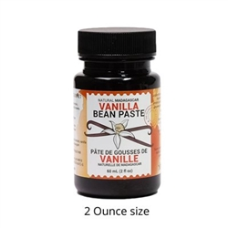 Natural Madagascar Bourbon Vanilla Bean Paste
