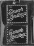 Seasons Greetings Gift Card Mold