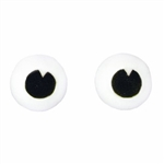 "1"" Royal Icing Eyes - 210 Pack"